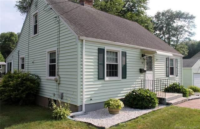 47 Whiteside Street, Newington, CT 06111 (MLS #170314374) :: Carbutti & Co Realtors