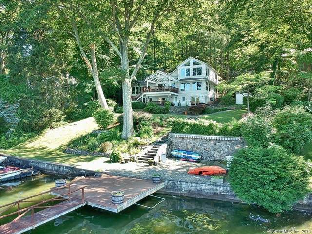 36 Lake Drive S, New Fairfield, CT 06812 (MLS #170314382) :: Spectrum Real Estate Consultants