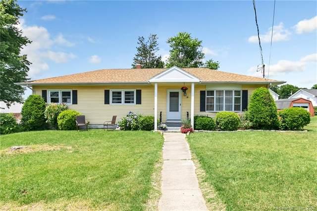 45 Newport Avenue, Shelton, CT 06484 (MLS #170314387) :: Michael & Associates Premium Properties | MAPP TEAM