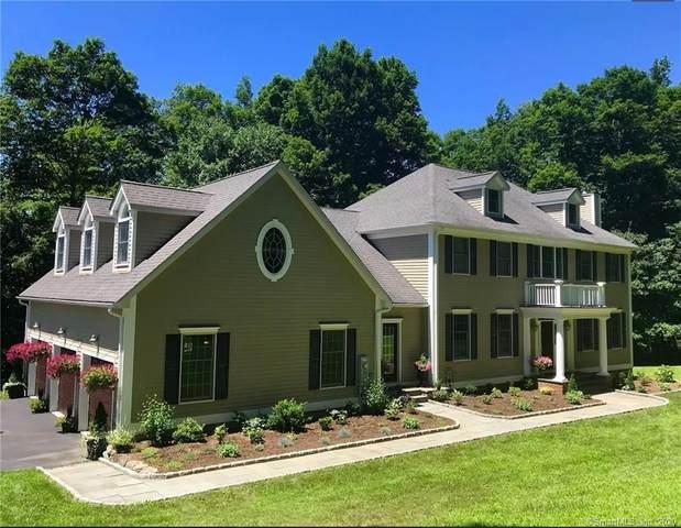 11 Long Wall Road, Redding, CT 06896 (MLS #170314421) :: Kendall Group Real Estate   Keller Williams
