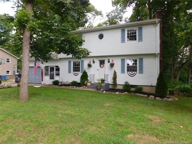 29 Norman Drive, Ledyard, CT 06335 (MLS #170314451) :: Frank Schiavone with William Raveis Real Estate