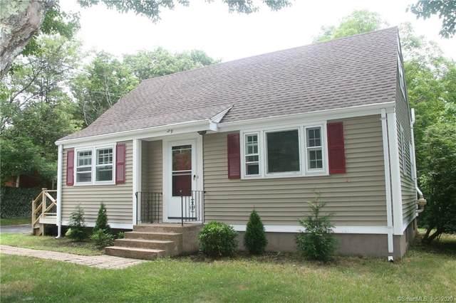 29 Jude Lane, Mansfield, CT 06250 (MLS #170314475) :: Spectrum Real Estate Consultants