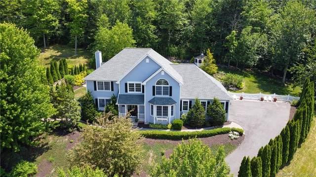 2 Twin Oaks Drive, Cromwell, CT 06416 (MLS #170314533) :: Spectrum Real Estate Consultants