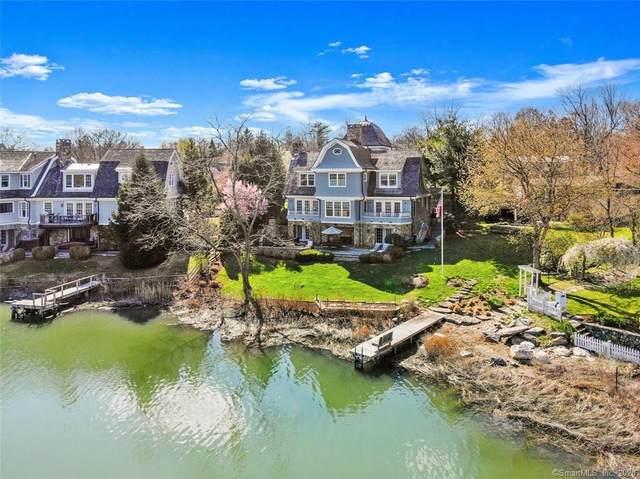 15 Shoalpoint Lane, Greenwich, CT 06878 (MLS #170314541) :: Frank Schiavone with William Raveis Real Estate