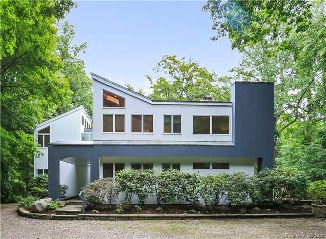 23 Riverbank Road, Weston, CT 06883 (MLS #170314712) :: Frank Schiavone with William Raveis Real Estate