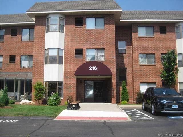 216 Quinnipiac Avenue #318, North Haven, CT 06473 (MLS #170314901) :: Team Feola & Lanzante | Keller Williams Trumbull