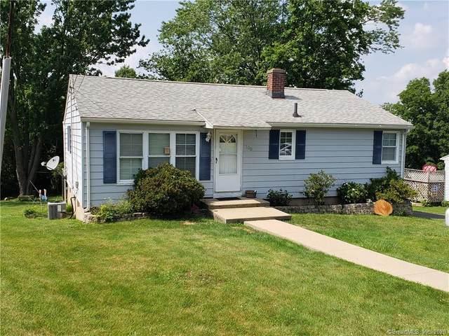 100 Mount Carmel Avenue, Waterbury, CT 06708 (MLS #170314992) :: Frank Schiavone with William Raveis Real Estate