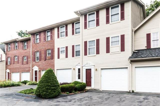 75 Crown Ridge #75, Newington, CT 06111 (MLS #170315085) :: Hergenrother Realty Group Connecticut