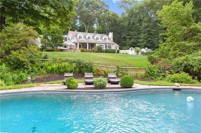 94 Deer Park Road, New Canaan, CT 06840 (MLS #170315105) :: The Higgins Group - The CT Home Finder