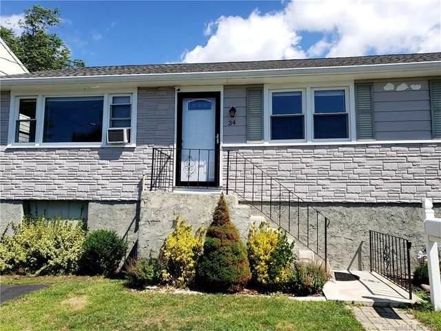 34 Eden Street, New Haven, CT 06512 (MLS #170315198) :: Kendall Group Real Estate | Keller Williams
