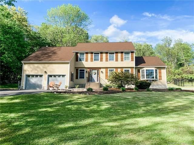 330 Hope Valley Road, Hebron, CT 06231 (MLS #170315220) :: Mark Boyland Real Estate Team