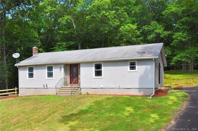 10 Sharington Drive, Columbia, CT 06237 (MLS #170315271) :: Mark Boyland Real Estate Team
