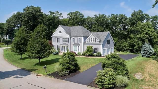 24 Foxglove Circle, Haddam, CT 06441 (MLS #170315307) :: Spectrum Real Estate Consultants