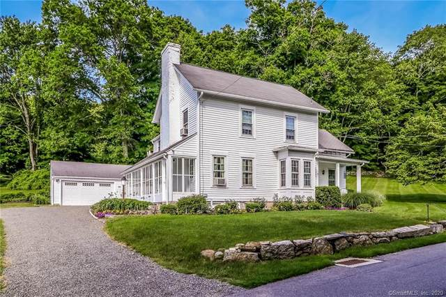 33 Church Hill Road, New Milford, CT 06776 (MLS #170315322) :: Kendall Group Real Estate | Keller Williams