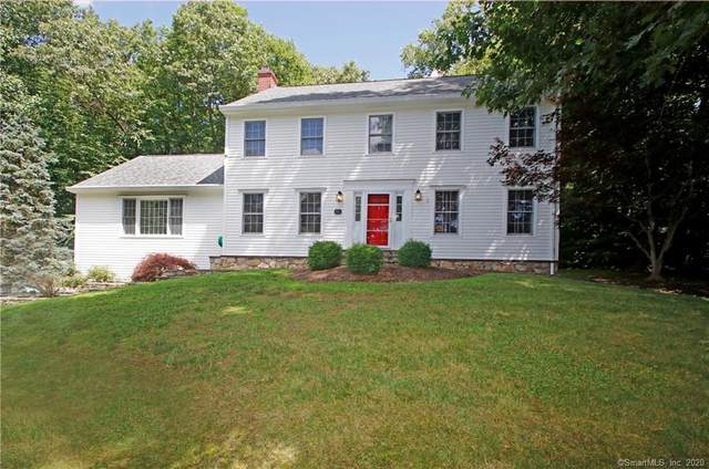 16 Split Rock Road, Newtown, CT 06470 (MLS #170315367) :: Sunset Creek Realty