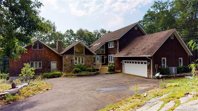 8 Indian Hill Road, Redding, CT 06896 (MLS #170315375) :: The Higgins Group - The CT Home Finder