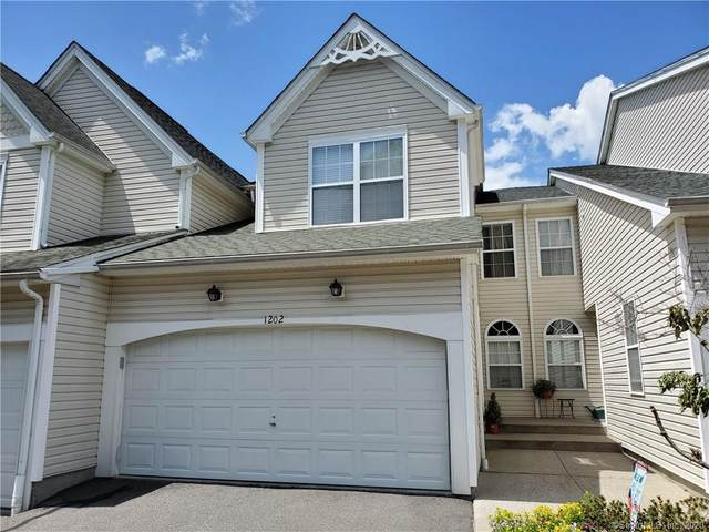 1202 Eaton Court #1202, Danbury, CT 06811 (MLS #170315382) :: Michael & Associates Premium Properties   MAPP TEAM