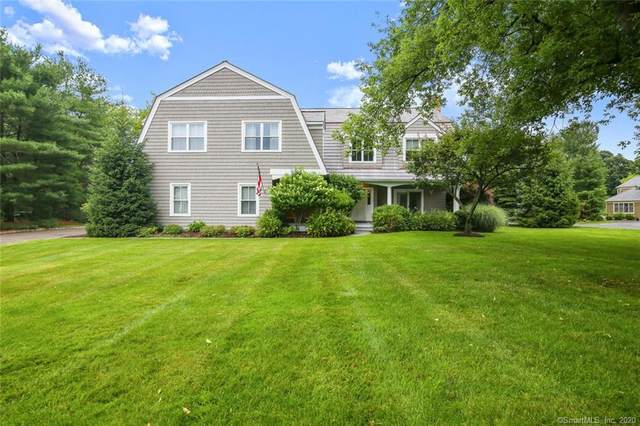 16 Sherwood Farms, Westport, CT 06880 (MLS #170315410) :: Michael & Associates Premium Properties | MAPP TEAM