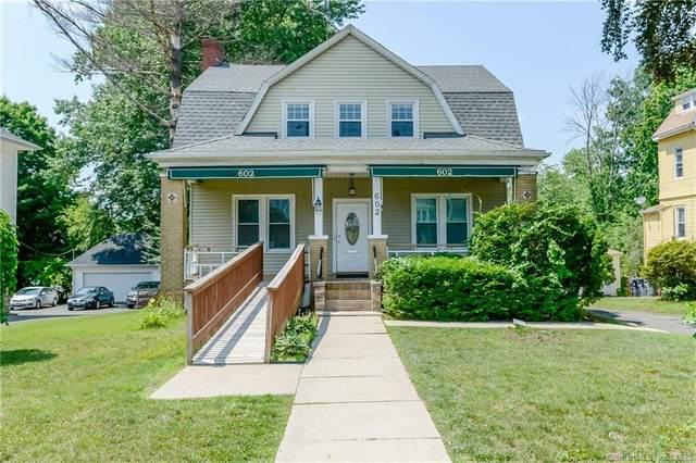 602 New Britain Avenue, Hartford, CT 06106 (MLS #170315451) :: Frank Schiavone with William Raveis Real Estate