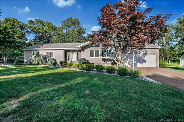 25 Deer Path Road, Branford, CT 06405 (MLS #170315564) :: Kendall Group Real Estate | Keller Williams
