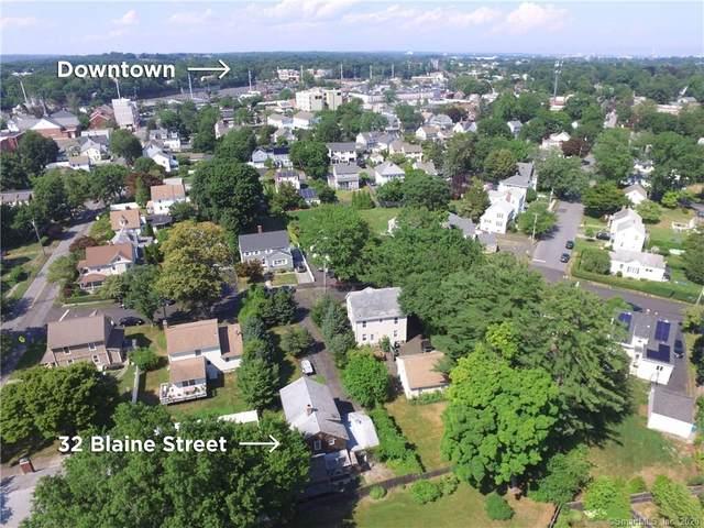 32 Blaine Street, Fairfield, CT 06824 (MLS #170315643) :: Team Feola & Lanzante | Keller Williams Trumbull