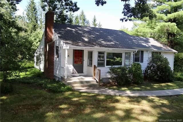 88 Granville Road, Hartland, CT 06027 (MLS #170315675) :: The Higgins Group - The CT Home Finder