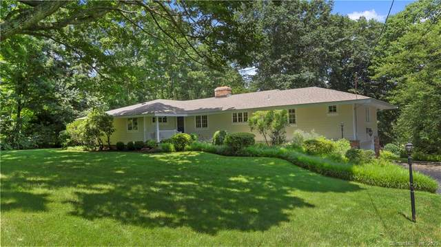 232 W Norwalk Road, Norwalk, CT 06850 (MLS #170315721) :: Kendall Group Real Estate | Keller Williams