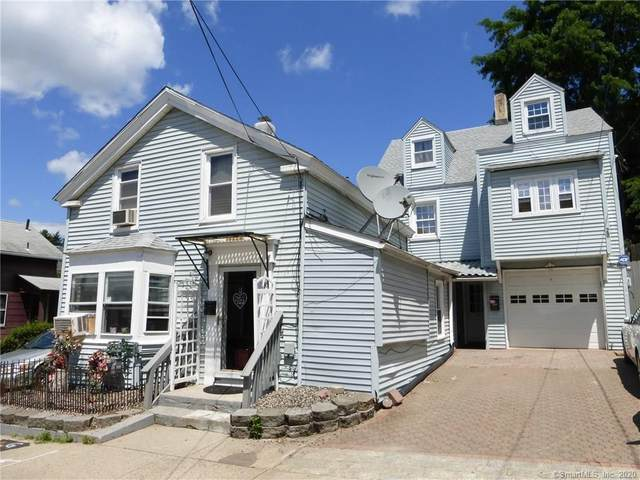 18 Carroll Street, Naugatuck, CT 06770 (MLS #170315751) :: The Higgins Group - The CT Home Finder