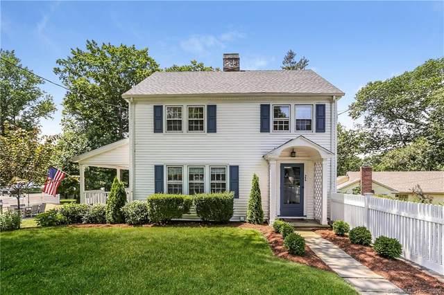 255 Noroton Avenue, Darien, CT 06820 (MLS #170315846) :: GEN Next Real Estate