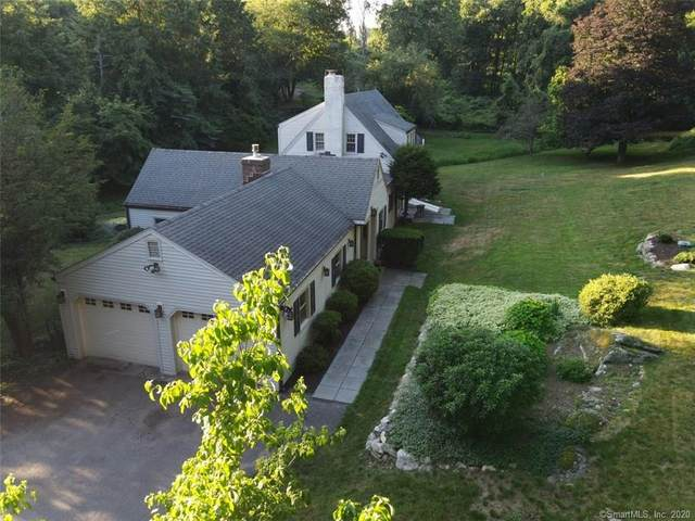 121 Old Mill Lane, Stamford, CT 06902 (MLS #170315847) :: Spectrum Real Estate Consultants