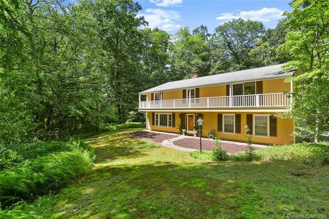 278 Rivergate Drive, Wilton, CT 06897 (MLS #170315892) :: The Higgins Group - The CT Home Finder