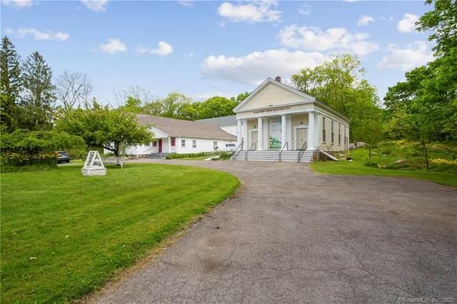2975 High Ridge Road, Stamford, CT 06903 (MLS #170315968) :: Kendall Group Real Estate | Keller Williams