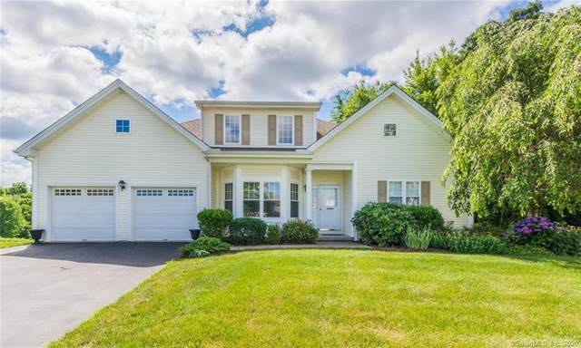23 Plumrose Court #23, Portland, CT 06480 (MLS #170315988) :: GEN Next Real Estate