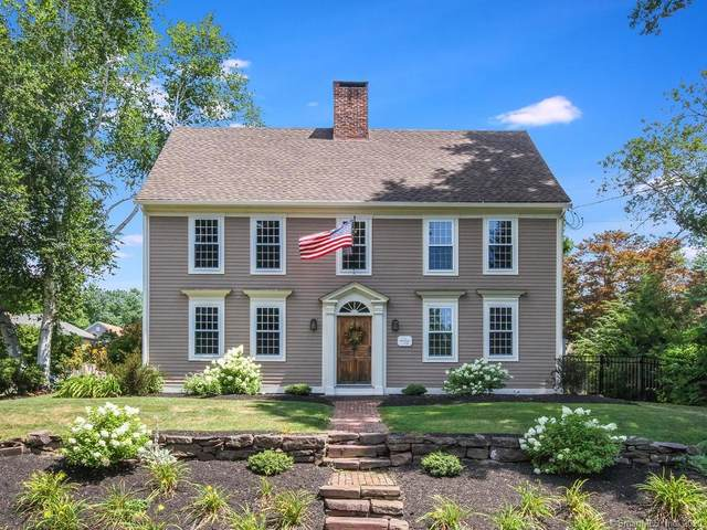 14 Warner Place, Wethersfield, CT 06109 (MLS #170316027) :: Hergenrother Realty Group Connecticut