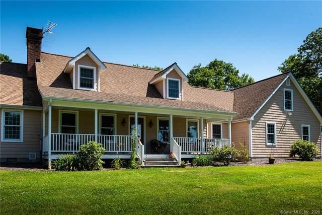 170 Rabbit Hill Road, Warren, CT 06754 (MLS #170316032) :: Michael & Associates Premium Properties | MAPP TEAM