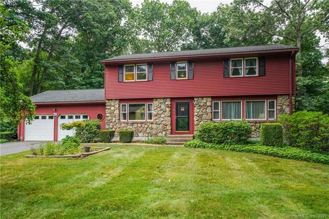 68 Fairview Drive, South Windsor, CT 06074 (MLS #170316035) :: Anytime Realty