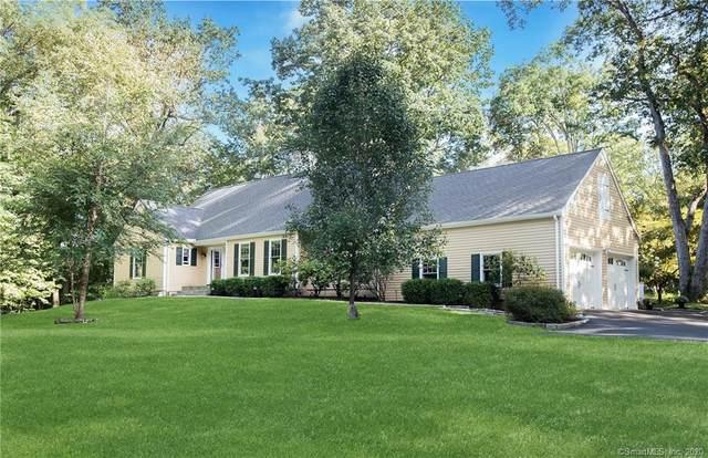 118 Rising Ridge Road, Ridgefield, CT 06877 (MLS #170316060) :: Kendall Group Real Estate | Keller Williams