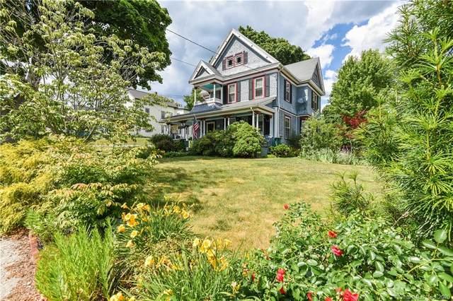 166 Grove Street, Putnam, CT 06260 (MLS #170316069) :: Kendall Group Real Estate   Keller Williams