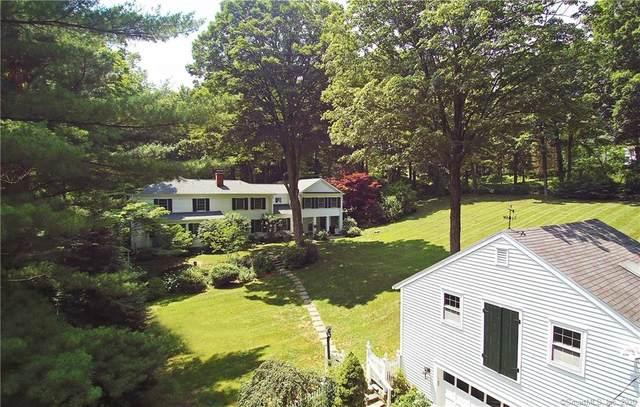 219 Bennetts Farm Road, Ridgefield, CT 06877 (MLS #170316076) :: Kendall Group Real Estate | Keller Williams