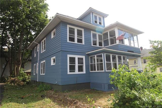 15 Norfolk Street, Hartford, CT 06112 (MLS #170316089) :: The Higgins Group - The CT Home Finder