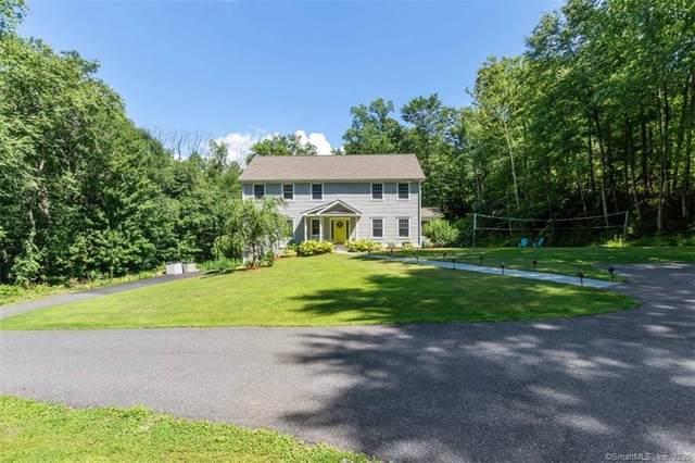 36 Putnam Park Road, Redding, CT 06896 (MLS #170316138) :: GEN Next Real Estate