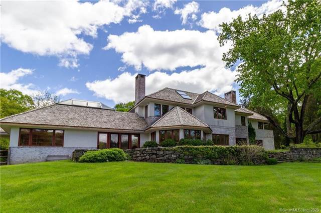 165 Old Redding Road, Weston, CT 06883 (MLS #170316169) :: Michael & Associates Premium Properties | MAPP TEAM
