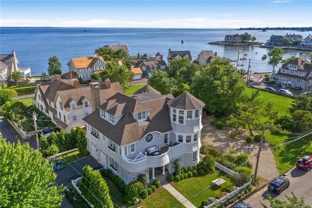 8 Parkview Road, Norwalk, CT 06853 (MLS #170316273) :: Frank Schiavone with William Raveis Real Estate