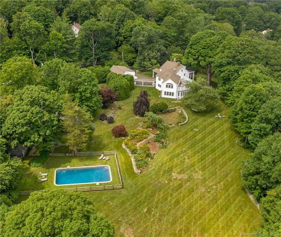 150 Seventy Acre Road, Redding, CT 06896 (MLS #170316414) :: The Higgins Group - The CT Home Finder
