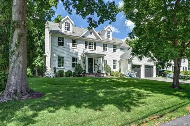 8 Dorchester Lane, Greenwich, CT 06878 (MLS #170316734) :: Frank Schiavone with William Raveis Real Estate