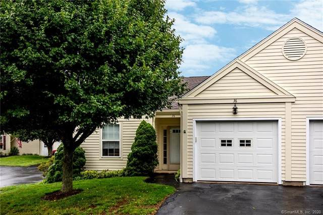 36 Elizabeth Circle #36, Newtown, CT 06482 (MLS #170316881) :: Around Town Real Estate Team
