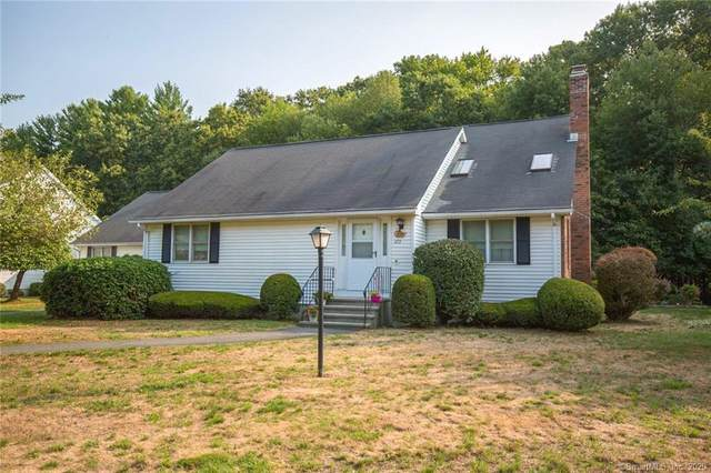 123 Oldefield Farms #123, Enfield, CT 06082 (MLS #170317148) :: NRG Real Estate Services, Inc.