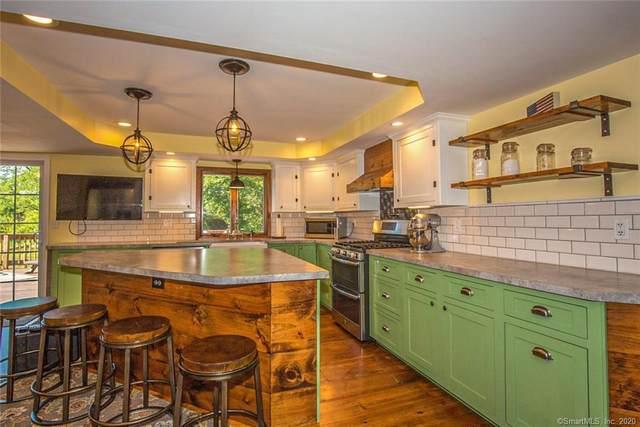 233 Hickory Street, Suffield, CT 06078 (MLS #170317154) :: Michael & Associates Premium Properties | MAPP TEAM
