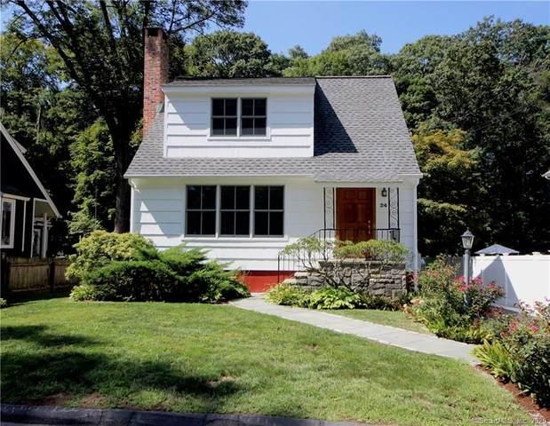 24 Meeker Court, Norwalk, CT 06853 (MLS #170317290) :: Frank Schiavone with William Raveis Real Estate
