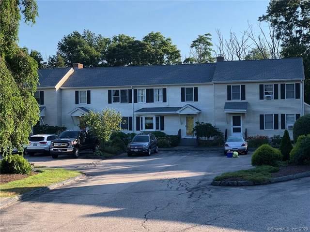 5 Castle Meadow 2 B, Stonington, CT 06379 (MLS #170317300) :: Frank Schiavone with William Raveis Real Estate